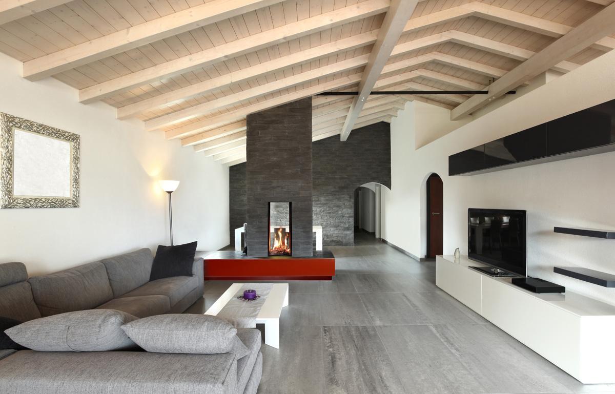 roma 50 italkero stil novo camini a gas moderni e di design. Black Bedroom Furniture Sets. Home Design Ideas